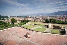 """Zhang Huan al Forte Belvedere / immagini della mostra """"L'Anima e la Materia"""", Forte Belvedere, Firenze, 8 luglio / 13 ottobre 2013"""