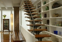 Staircases / by Jennifer Lindell