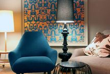 Wall covering in Indian Homes