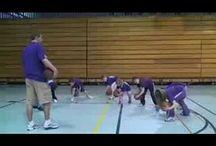 Basket educación física