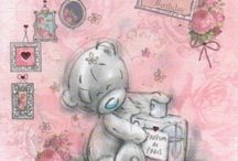 Tatty Teddy and other cuties