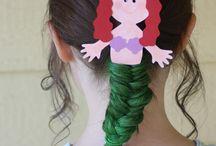 kids hairstyle Girls