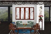 Chinese Traditional Interior