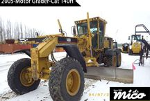 CAT 140H APM01808 / Low-Hours Cat 140H APM01808 Motor Grader for Sale. Visit Mico Equipment for Used & New Cat Heavy Motor Grader at Competitive Prices, Backed By Professional Support and Services.