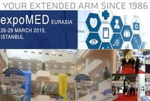 Marm Assistance Visited expoMED / Marm Assistance visited expoMED, the region's leading and indispensible showcase of hospital medical equipment, medical devices and medical technology.