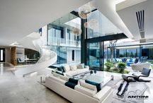 ID: SAOTA + OKHA / Stefan Antoni Olmesdahl Truen Architects.  Definition of an ultimate dream home.  / by Lesley Cheng