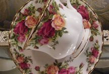 Old Country Rose my fave chinaware