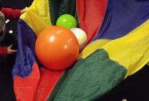 parachute ideas