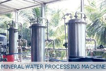 Soda Water Plant / After removal the Raw water TDS from R. O.System product water TDS will be very less and can not be use for Drinking Application.As it need to reconstruction ofTDS value by adding additional Mineral in to the R. O. Treated waterby Re-Mineralization.