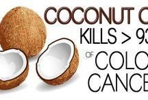 oil coconut