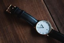 Daniel Wellington / Read all about my love for coffee shops and classic timepieces.