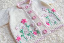 bordado en lana.