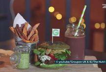 Ernährung & Diät / Hier findest du jede Menge Wissenswertes und Inspiration rund um das Thema gesunde Ernährung und Diät.