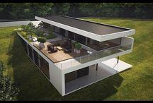 Bungalovy architektura