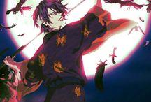 "The villains of ""Gintama"""