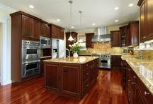 kitchens / by Kayla Carter Davis
