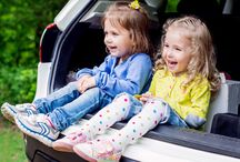Travelling with Kids / How to make travelling with children less stressful and more fun - it IS possible!