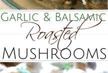 Mushrooms / by Jennifer Lamb
