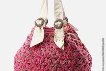 bags - crochet