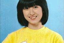 vintage Japanese idol