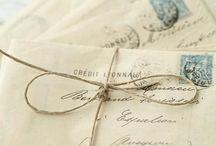 Letter aesthetics