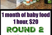 Baby Food Prep