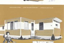 Vintage Holiday Homes! / Looking back at the old school retro style holiday homes.