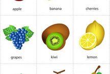 Ovoce a zelenina, Zdraví...