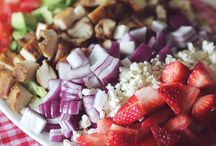 Healthy food / Eating healthy means you CAN eat great meals!