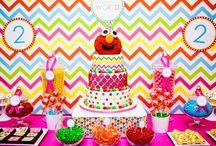 birthday party ideas / by Cindy McDonough