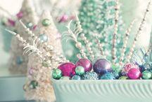 Einrichten - Weihnachten / Weihnachtliche Einrichtung- und Dekoideen