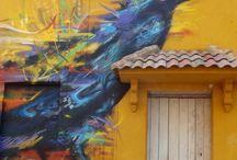 South America Street Art