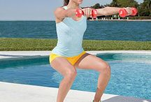 The Skinny Pins Contest – Fitness Mag / by Ashley Rosenberg