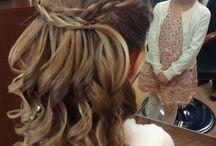 peinados de fiestas