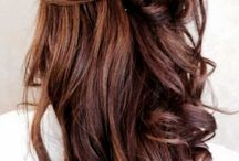brownie hair