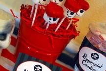 birthday ideas!!! / by Valeria Romo