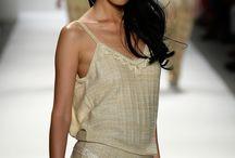 "Agostina Bianchi Tejidos Pasarela Internacional ""Mercedes benz Fashion week""  New York / Coleccion Verano 014-015 presentada en el MBFW de New York, Tejidos Agostina Bianchi"