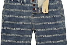 Pants, shorts etc.