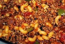 Casseroles / Potluck Recipes