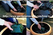 Gardening and Patio Ideas