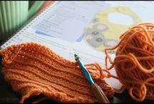 Crochet Projects & Supplies