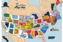 USA staten