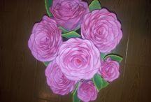 Flores / Flores de Gomaeva  http://regaloselisa.blogspot.com