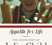 JULIA CHILD / 2012 marks what would have been Julia Child's 100th birthday. To celebrate we suggest reading APPETITE FOR LIFE: The Biography of Julia Child, which we will reissue in May. Author Noel Riley Fitch had access to all of Julia's personal letters and diaries, and the result is a fascinating and detailed account of the famous chef's life. Here, we'll celebrate all things Julia--but most of all her delicious FOOD. Yum!