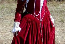 Costuming -- Garb / Historical and/or ethnic clothing. / by Maggiedoll