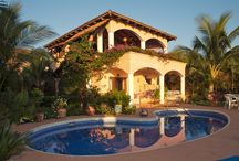 Mexican Beach Houses / http://LaFuente.com