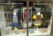 Our Window & Store Displays / Our window displays and ones we find inspiring