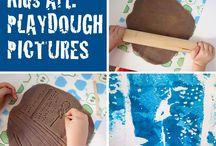 Creative / kids / playdough