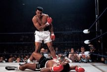 """Mohammed Ali / """"If my mind can conceive it, and my heart can believe it—then I can achieve it."""" #MuhammadAli  #TheGreatest"""