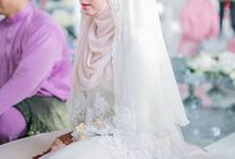 Moslem bride